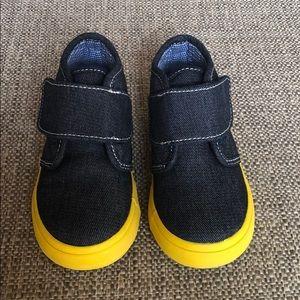 Boys toddler Morgan& Milo shoes